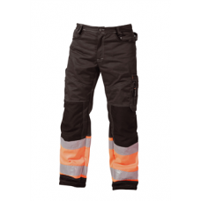Pants Class 1, Black/orange