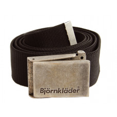 Belt with stretch and bottle opener