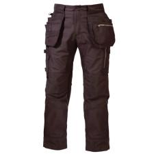 Carpenter Nordic Stretch Pants, Black