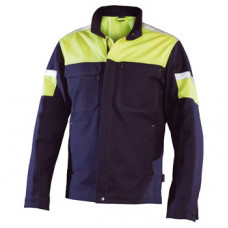 Jubilee Carpenter Jackets with extra visibility, Navy