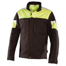 Jubilee Carpenter Jackets with extra visibility, Black