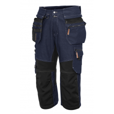 Carpenter SOUL HW/Pirate pants, Navy Melange